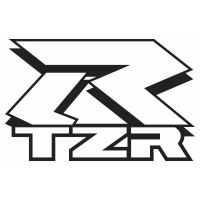 Sticker YAMAHA_TZR