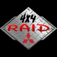 Raid 4x4 mitsubishi