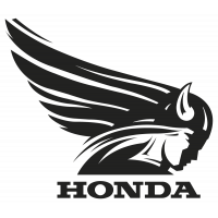 Sticker HONDA_RETRO_DROIT