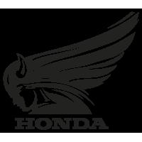 Sticker HONDA_RETRO_GAUCHE
