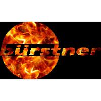 Sticker Burstner Fire