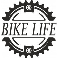 Sticker Bike Life Vélo 6