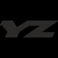 Sticker YAMAHA YZ (3)