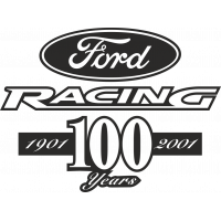 ford racing 100 ans