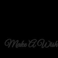Sticker Make A Wish