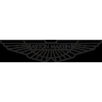 Sticker ASTON MARTIN Logo