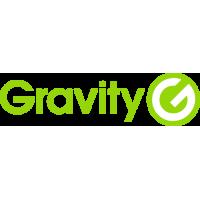 Sticker Logo Gravity Couleur