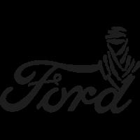 Sticker Ford 4x4 touareg