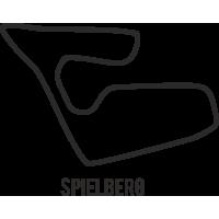 Sticker Circuit Spielberg