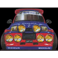 Autocollant 395-Renault Giordini