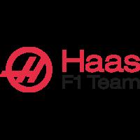 Sticker Haas f1 team couleur