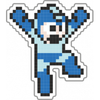8 bit Megaman 2