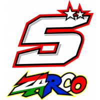 Sticker Johann Zarco 5 (3)