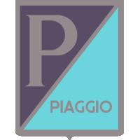 Sticker PIAGGIO Logo