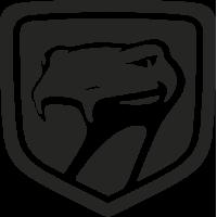 Sticker DODGE VIPER (2)