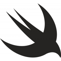 Sticker SWIFT logo