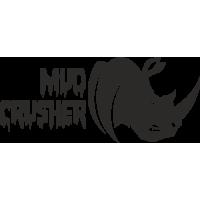 Sticker 4x4 Mud Crusher (RECTO)