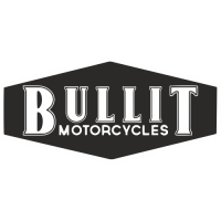 Sticker Logo Bullit Motorcycles