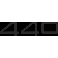 Sticker VOLVO 440