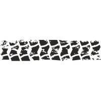 Sticker 4x4 Trace de pneu 4