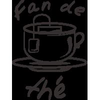 Sticker Tasse de thé