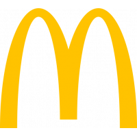Sticker McDonald