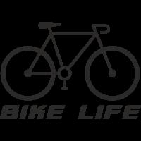 Sticker Bike Life Vélo 3
