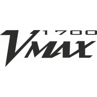 Sticker YAMAHA_VMAX 1700