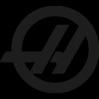 Sticker Logo Haas
