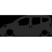 Sticker FIAT Fiorino Stance