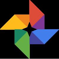 Sticker Google photo