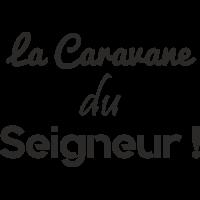Sticker La Caravane du Seigneur