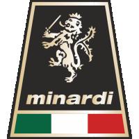 Sticker Minardi F1