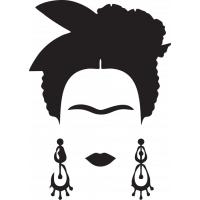 Sticker Frida Kahlo