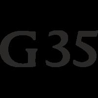 Sticker INFINITI G35