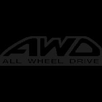 Sticker 4x4 AWD All Wheel Drive
