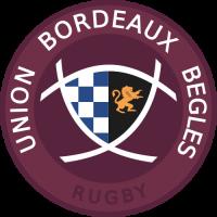 Sticker Rugby  Union Bordeaux Belges 2