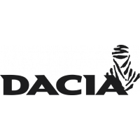 Sticker Dacia 4x4 touareg