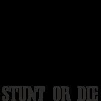 Sticker Moto Stunt or Die
