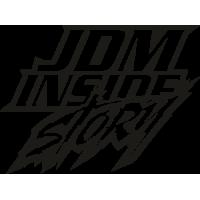 Sticker TOYOTA JDM Inside Story