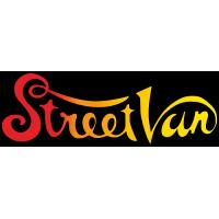 Sticker DODGE Street Van
