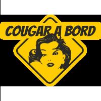 Cougar à bord