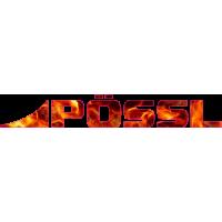 Sticker POSSL Fire