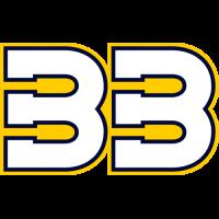 Sticker Brad Binder 33
