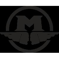 Sticker MOTO MOTOBÉCANE Logo (4)