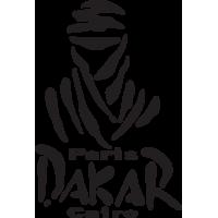 Sticker Dakar 1