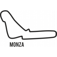 Sticker Circuit Monza
