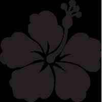 Stickers Fleurs 10
