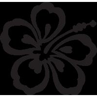 Stickers Fleurs 11