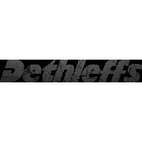 Sticker DETHLEFFS Vintage 3